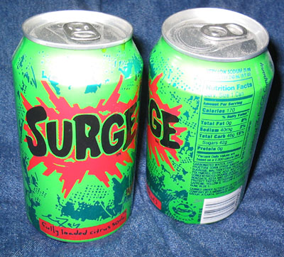 surge